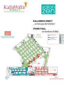 EMPLACEMENT KALLAWAYA D STAND F2BIS ZEN 2019